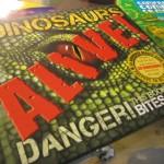【絵本AR】恐竜と一緒にエキサイティングな体験?!